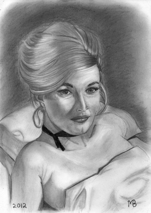 daniela bianchi attrice